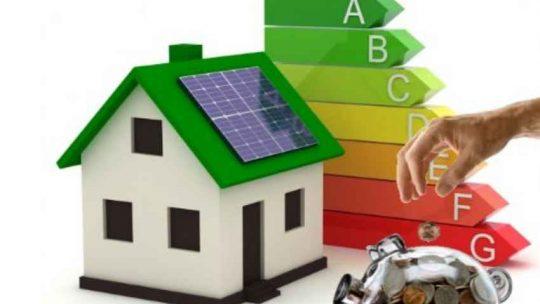 Ecobonus e Sismabonus detrazione fiscale del 110%.